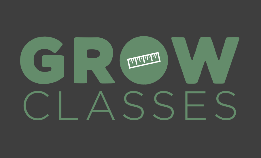 Wednesday Night GROW Classes